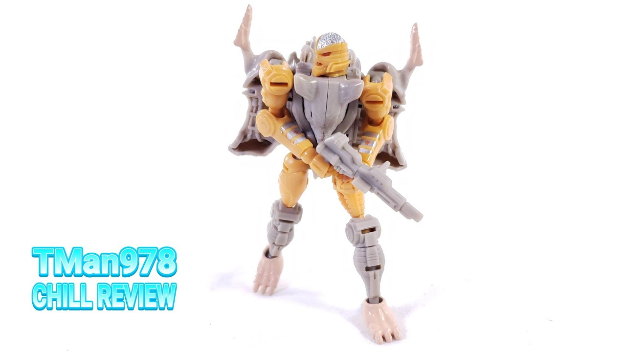Transformers Kingdom Rattrap Core Class CHILL REVIEW