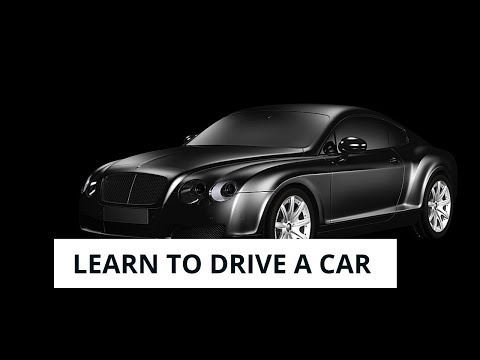 Learn To Drive Car For Beginners