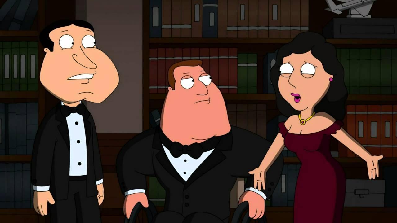 Family Guy Und Dann Gab Es Weniger