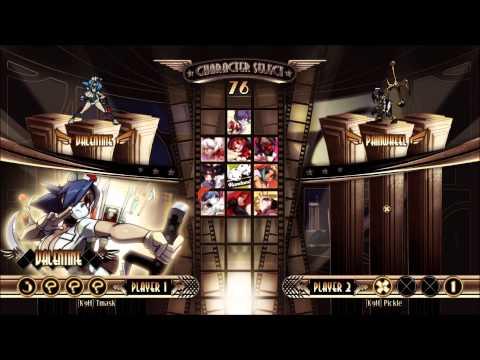K9H | SkullGirls VS #4 - Blockbusting Combos