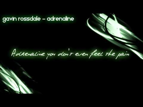 Gavin Rossdale  Adrenaline HD Lyrics