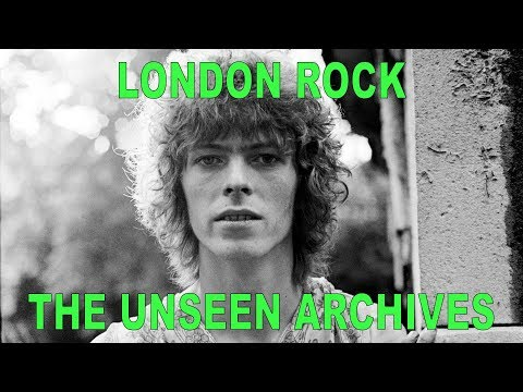 London Rock, The Unseen Archives | Alec Byrne and Barry Kibrick