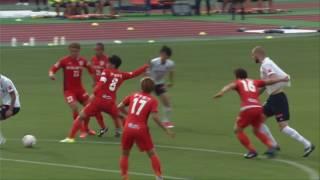 【DAZNハイライト】 2017.5.21 明治安田生命J2リーグ 第15節 愛媛FC vs ...