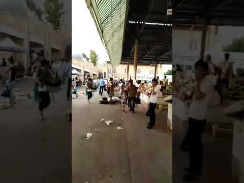 Ташкент Узбекистан Фархадский рынок( базар) 01.07.2019г