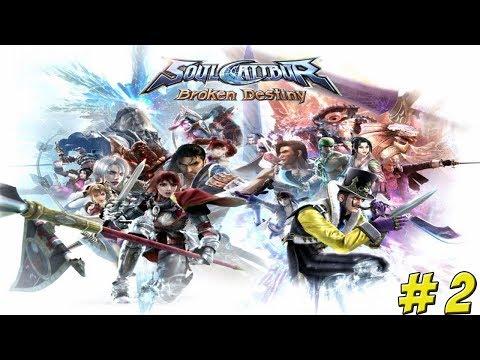 Soul Calibur: Broken Destiny! Part 2 - YoVideogames