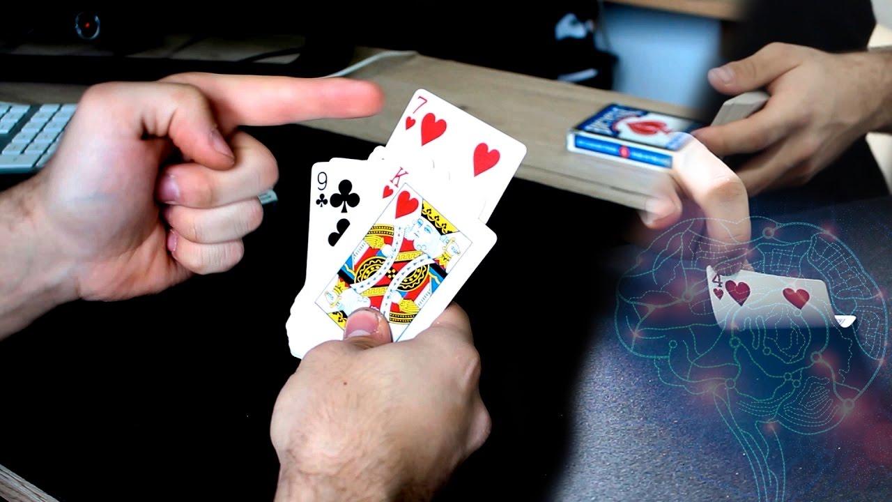Mind Read Card Trick Revealed