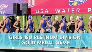 2019 Junior Olympics 18u Girls Platinum Division Gold Highlights