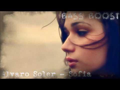 Alvaro Soler — Sofia (Bass Boost)