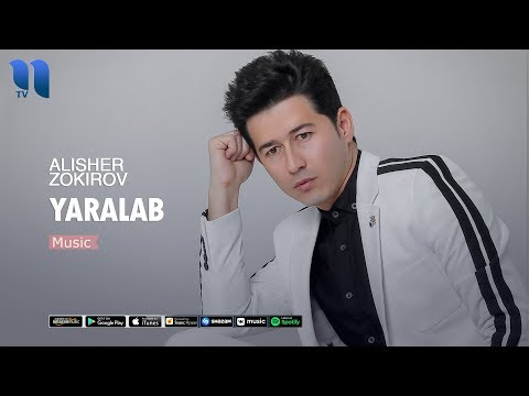Alisher Zokirov - Yaralab   Алишер Зокиров - Яралаб (music Version)