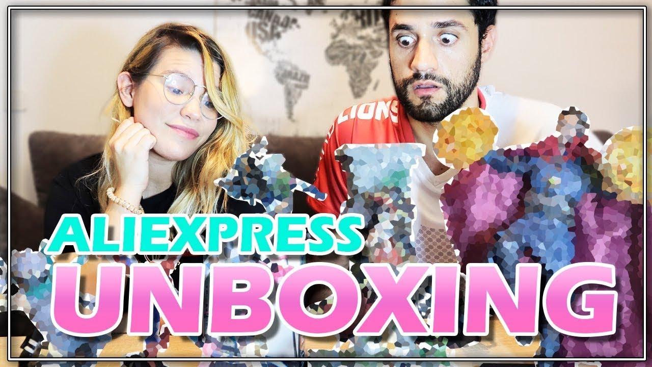 UNBOXING ALIEXPRESS 2020 ESPAÑOL ¡¡Y ESTO pasa cuando COMPRAMOS FIGURAS de ALIEXPRESS !! | EYRAVLOGS