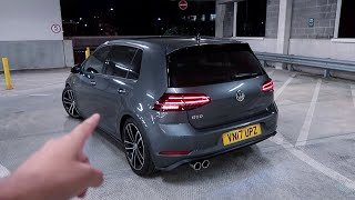 Is this VW Golf GTD Facelift MK7.5 a Hot Hatch?