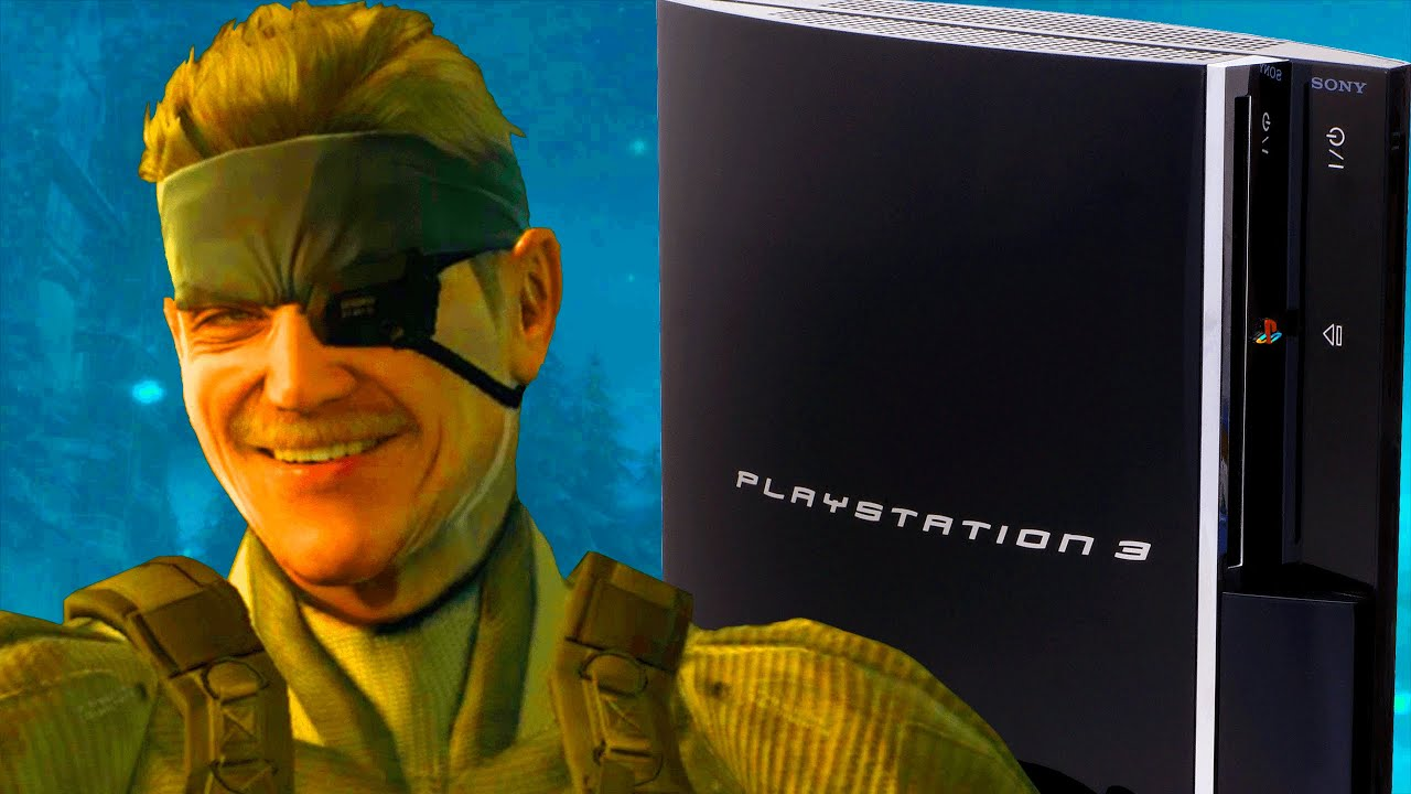 Metal Gear Solid 4 - Последний эксклюзив PS3 | О чем был MGS 4? | Обзор - Критика