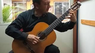 ROMANZA DE AMOR (COMPOSITOR ANÓNIMO) - JOSÉ MANUEL RUIZ H.