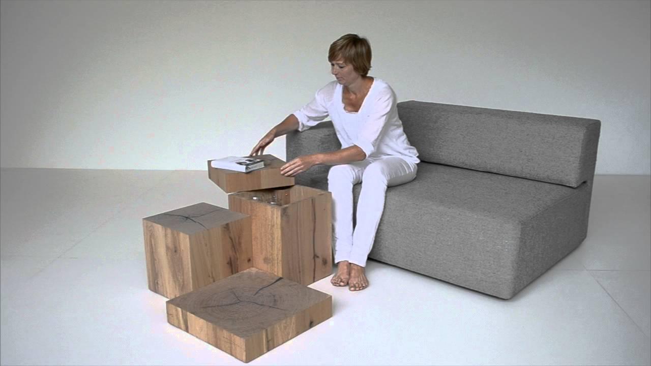 voglauer kubus bei m bel schaller geuensee youtube. Black Bedroom Furniture Sets. Home Design Ideas