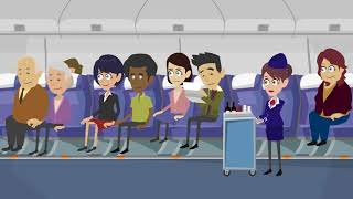 Dialogue Lesson 66 - English Course Online Languages247 - Catching a flight