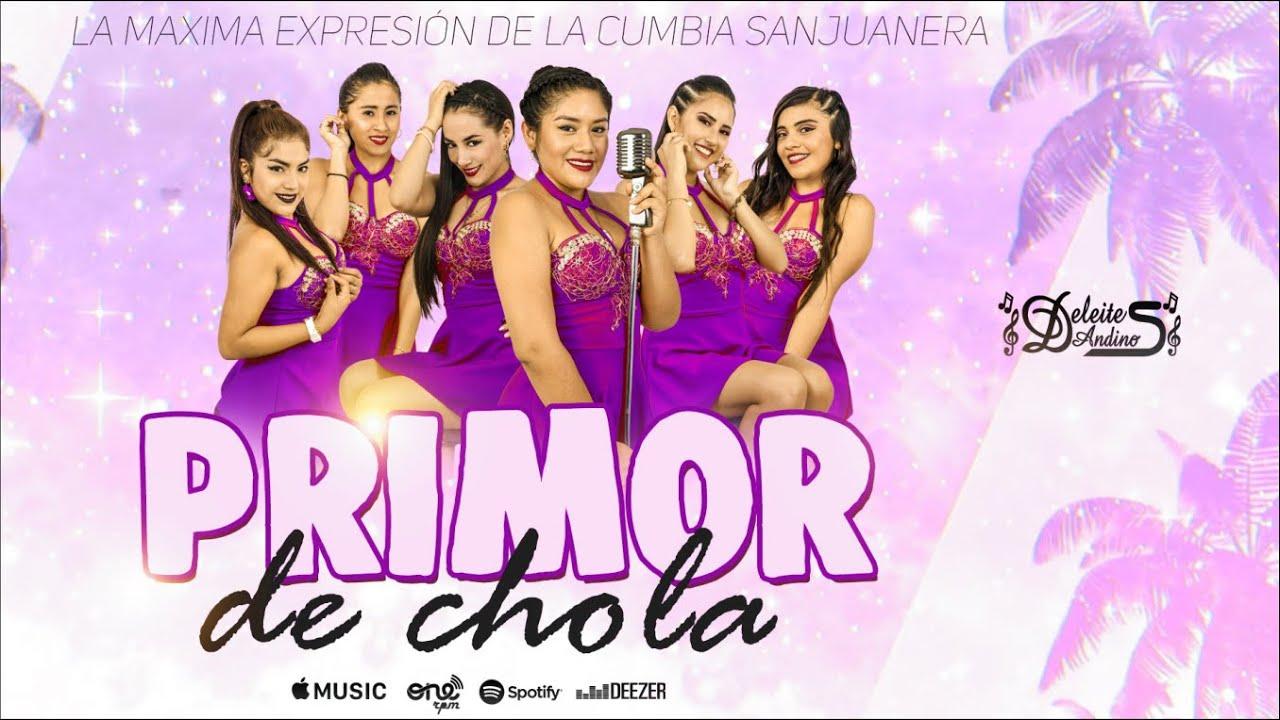 Deleites Andinos  - Primor De Chola   | Vídeo Lyric Oficial