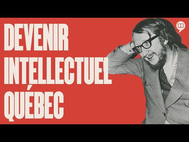 Un intellectuel au Québec, André Belleau | HNLD Les Essais #7 (avec Benoît Melançon)