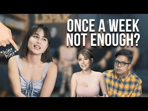 How Much Sex Is Good Enough? - Real Talk Episode 15