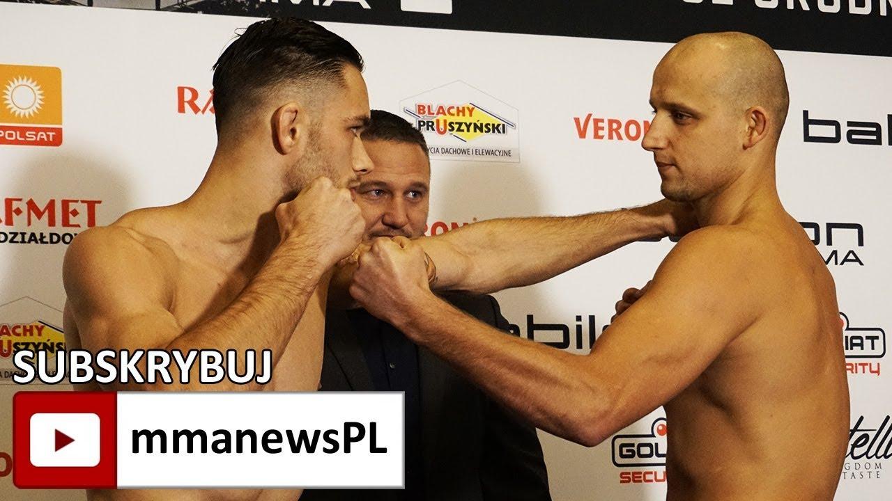 Babilon MMA 2: Paweł Pawlak o prowokującym zachowaniu Adama Niedźwiedzia