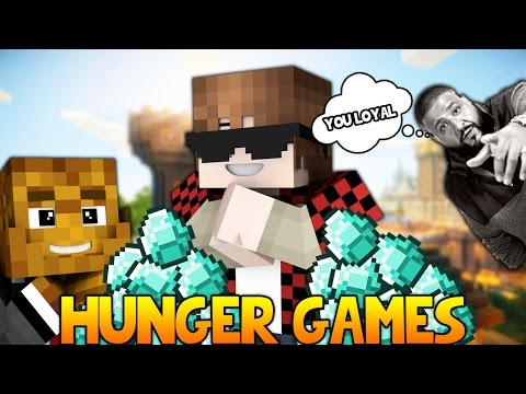 """Minecraft: """"FAM YOU LOYAL!"""" Hunger Games w/Bajan Canadian! Game 712"""