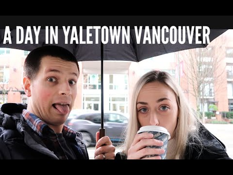 Weekend In Vancouver | Yaletown Restaurants & Our Condo!