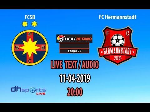 Hermannstadt - FCSB 1-1 | GOOOLLLL MARCAT DE FCSB - YouTube  |Fcsb- Hermannstadt