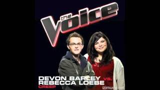 Creep (The Voice Preformance)