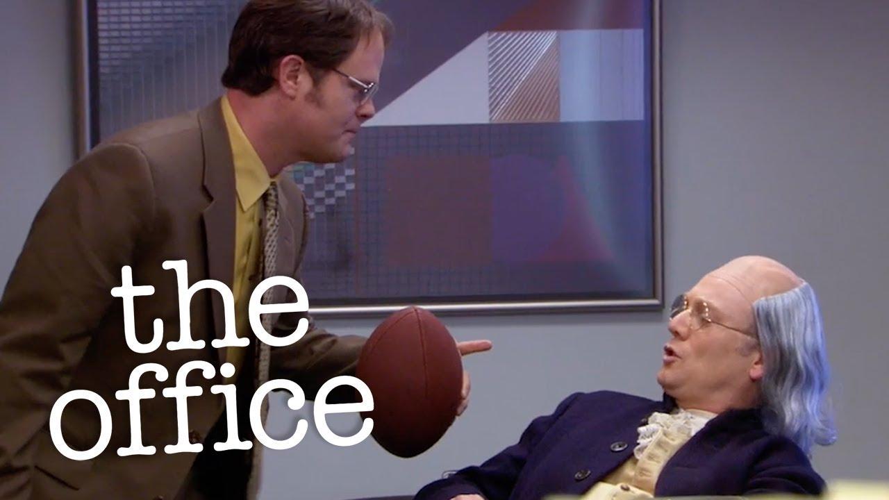 Dwight Vs Ben Franklin  - The Office US