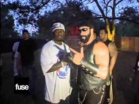 Macho Man Randy Savage meets 50 Cent [2003]