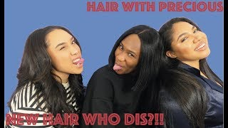 HAIR WITH PRECIOUS | JEY & DEE