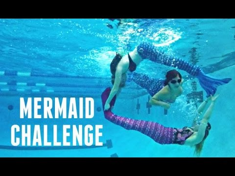 Underwater MERMAID Challenge