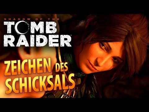Shadow of the Tomb Raider #036 | Zeichen des Schicksals | Gameplay German Deutsch