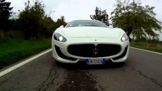 Ferrari F12 & Maserati GT