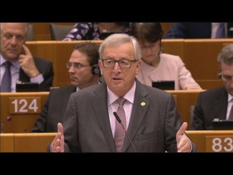 EU Commission President to Nigel Farage: 'You Lied'