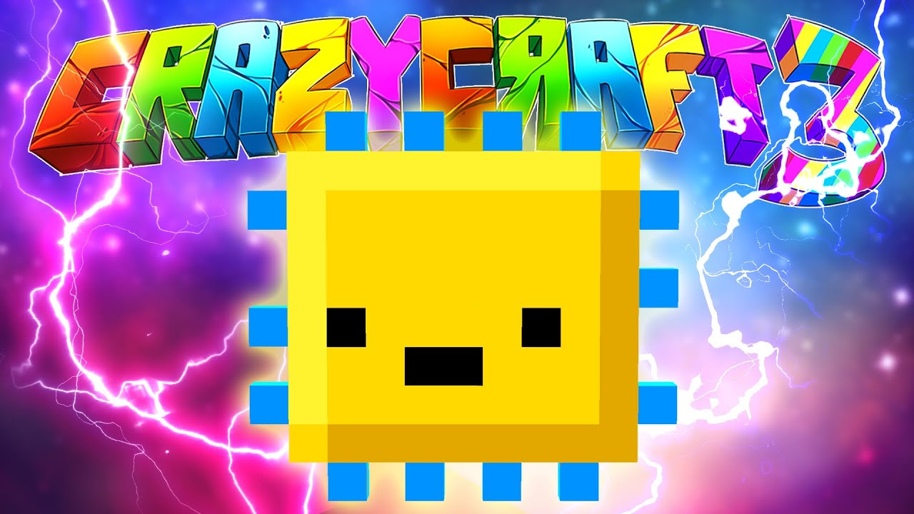 Minecraft Crazy Craft 3: LEGENDARY PUFFERFISH PET ...