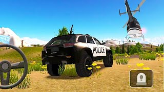 Off-road Police #2 - Police Car Driving Off-road Android Gameplay
