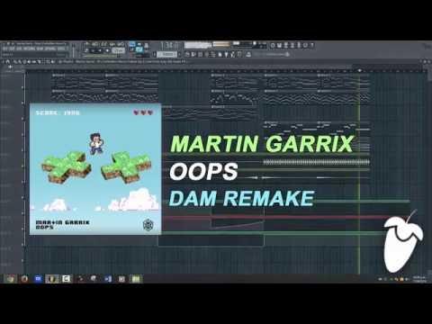 Martin Garrix - Oops (Original Mix) (FL Studio Remake + FLP)