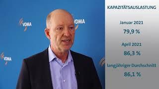 Olaf Wortmann: Auftragseingang März 2021