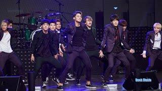 세븐틴(Seventeen)[4K직캠]만세@20151114 Rock Music