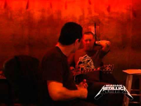 Mission Metallica: Fly on the Wall Platinum Clip (July 18, 2008)
