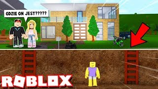 ROBLOX LIFE-VOYEUR TUCKING IN OUR BASEMENT?! (Roblox Bloxburg Roleplay) | VITO AND BELLA