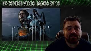Upcoming Games Fall 2019