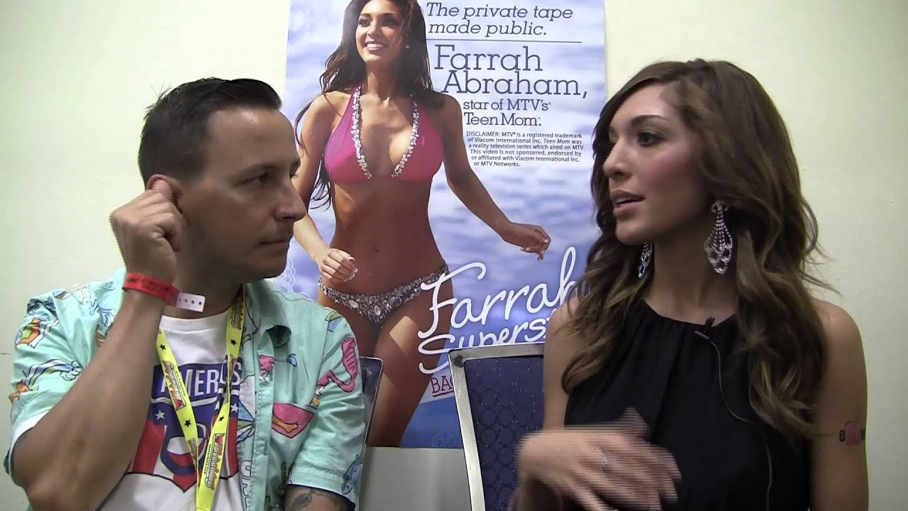 Watch farrah abraham sex tape online free in Melbourne