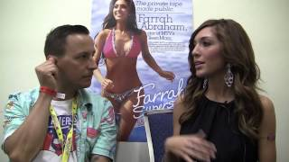 Teen Mom, Farrah Abraham on her Celebrity Sex Tape
