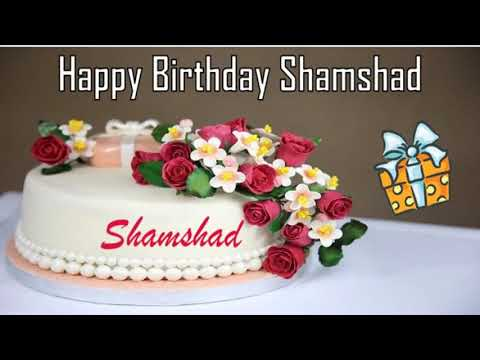 Happy Birthday Shamshad Image Wishes✔