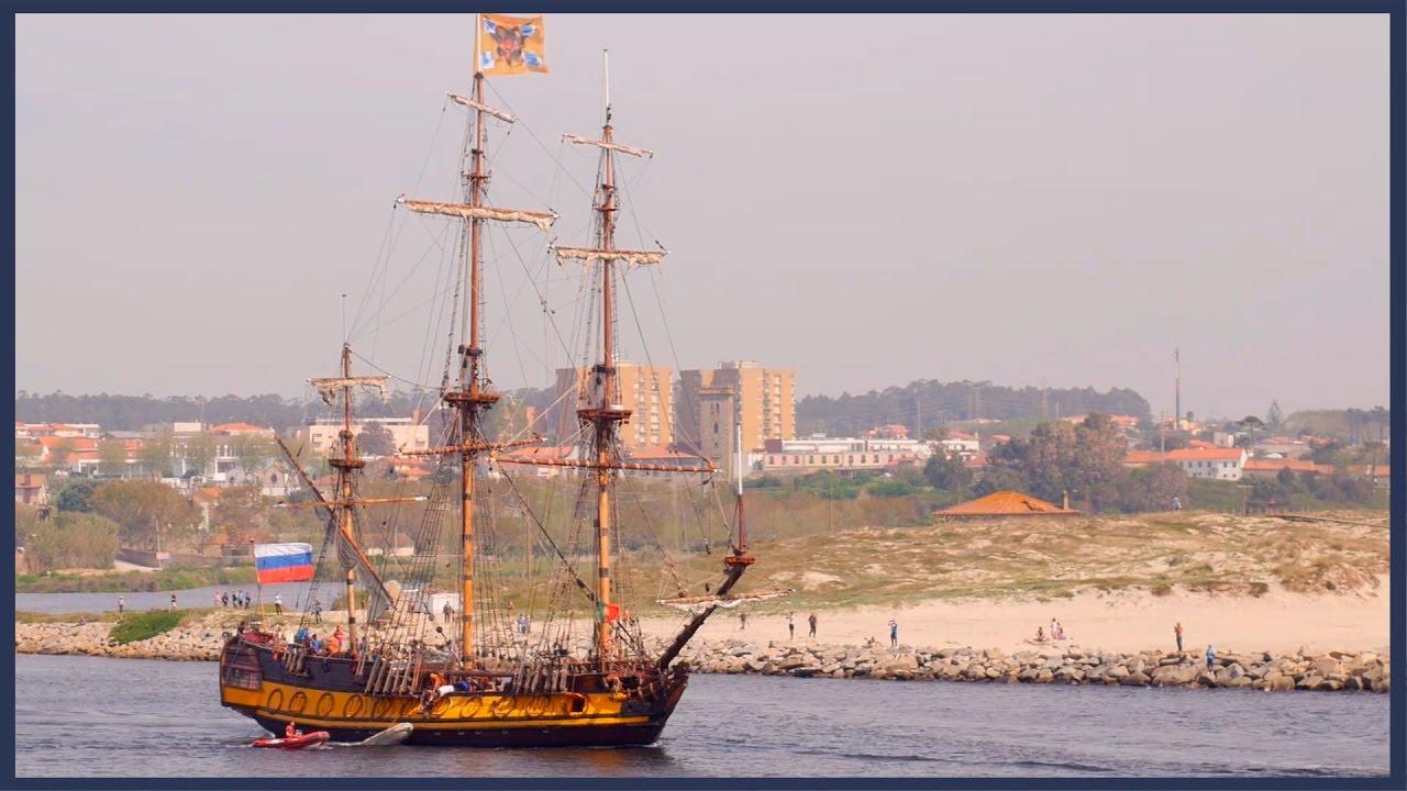 Фрегат «Штандарт»: завершение ремонта и выход в море