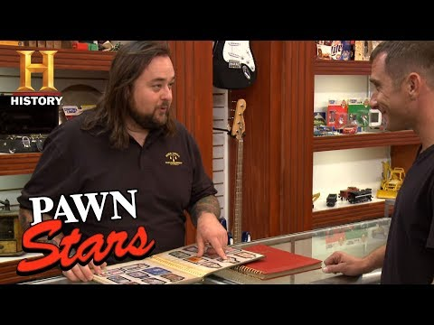 Pawn Stars: Wacky Packs Trading Cards