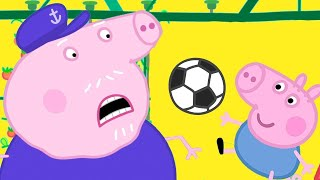 Peppa Pig Full Episodes | Peppa Pig 's 2019 FIFA Women's World Cup Special