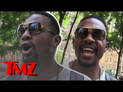 Bill Bellamy: Channing Tatum and Justin Timberlake Have Some Black Qualities! | TMZ