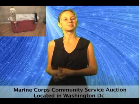 Marine Corps Community Services Online Auction